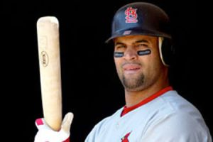 Pujols great? Yes. Transcendent? No.